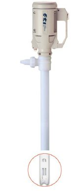 Pompa beczkowa TBP do lekkich i średnich lepkości. Pompa beczkowa przeznaczona do kwasów.